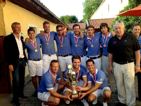 Upper Austrian Champion 2013